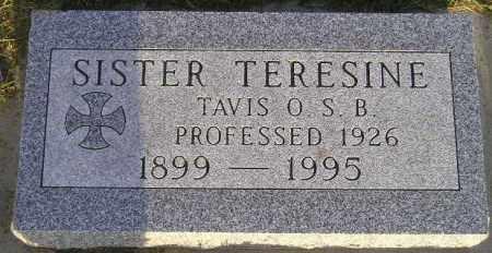 TAVIS, LAURA IDA - Codington County, South Dakota   LAURA IDA TAVIS - South Dakota Gravestone Photos