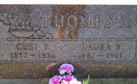 HANSON THOMPSON, LAURA B. - Codington County, South Dakota | LAURA B. HANSON THOMPSON - South Dakota Gravestone Photos