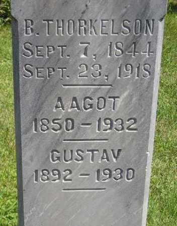 THORKELSON, B. - Codington County, South Dakota | B. THORKELSON - South Dakota Gravestone Photos