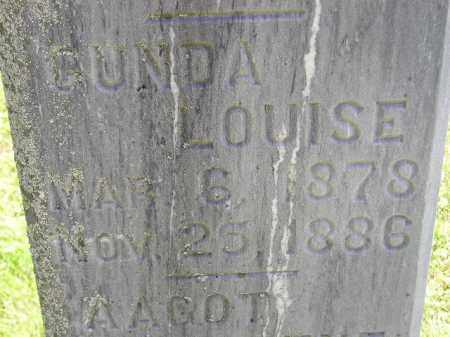 THORKELSON, GUNDA LOUISE - Codington County, South Dakota | GUNDA LOUISE THORKELSON - South Dakota Gravestone Photos