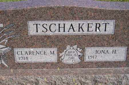 STROHFUS TSCHAKERT, IONA H. - Codington County, South Dakota | IONA H. STROHFUS TSCHAKERT - South Dakota Gravestone Photos