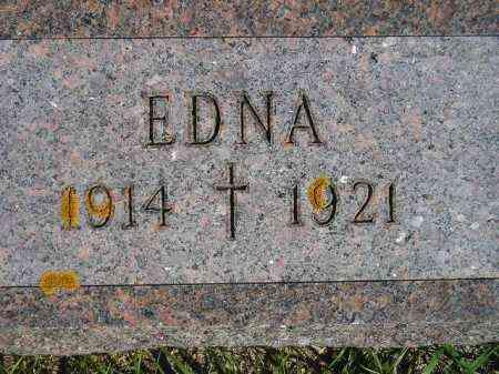 TSCHAKERT, EDNA - Codington County, South Dakota | EDNA TSCHAKERT - South Dakota Gravestone Photos