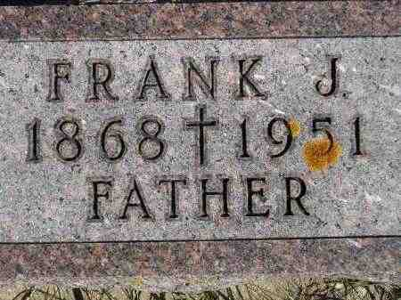 TSCHAKERT, FRANK J. - Codington County, South Dakota | FRANK J. TSCHAKERT - South Dakota Gravestone Photos