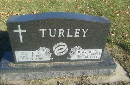 TURLEY, ROGER G - Codington County, South Dakota | ROGER G TURLEY - South Dakota Gravestone Photos