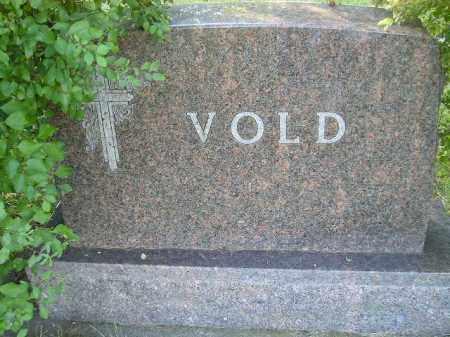 VOLD, FAMILY STONE - Codington County, South Dakota | FAMILY STONE VOLD - South Dakota Gravestone Photos