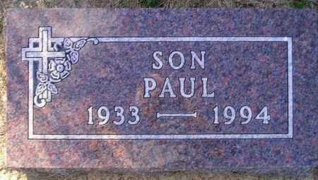 VOLD, PAUL - Codington County, South Dakota | PAUL VOLD - South Dakota Gravestone Photos