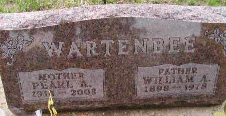WARTENBEE, PEARL A. - Codington County, South Dakota | PEARL A. WARTENBEE - South Dakota Gravestone Photos