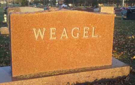WEAGEL, FAMILY STONE - Codington County, South Dakota | FAMILY STONE WEAGEL - South Dakota Gravestone Photos