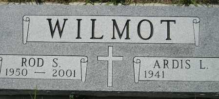 WILMOT, ARDIS L. - Codington County, South Dakota | ARDIS L. WILMOT - South Dakota Gravestone Photos