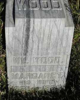 ROSS WOOD, MARGARET - Codington County, South Dakota | MARGARET ROSS WOOD - South Dakota Gravestone Photos