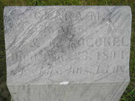 YOECKEL, CLARA M. - Codington County, South Dakota | CLARA M. YOECKEL - South Dakota Gravestone Photos