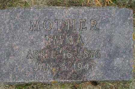 ZIRBEL, EMMA - Codington County, South Dakota | EMMA ZIRBEL - South Dakota Gravestone Photos