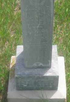 BAKER, ALICE  T. - Custer County, South Dakota | ALICE  T. BAKER - South Dakota Gravestone Photos