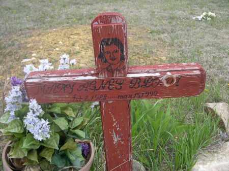 BLOOM, MARY AGNES - Custer County, South Dakota | MARY AGNES BLOOM - South Dakota Gravestone Photos