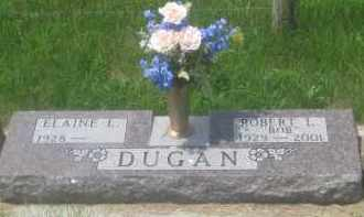DUGAN, ELAINE  L. - Custer County, South Dakota | ELAINE  L. DUGAN - South Dakota Gravestone Photos
