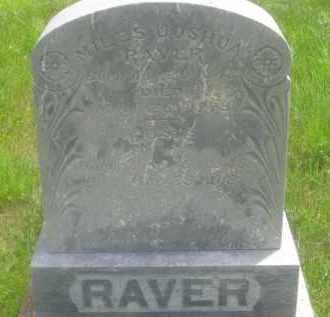 RAVER, ELSIE - Custer County, South Dakota   ELSIE RAVER - South Dakota Gravestone Photos
