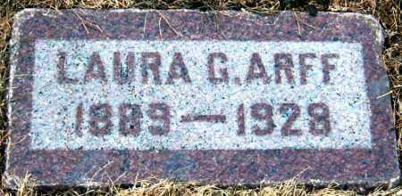 ARFF, LAURA - Davison County, South Dakota   LAURA ARFF - South Dakota Gravestone Photos