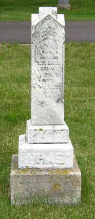 BRAS, EMMA - Davison County, South Dakota   EMMA BRAS - South Dakota Gravestone Photos