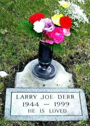 DERR, LARRY - Davison County, South Dakota | LARRY DERR - South Dakota Gravestone Photos