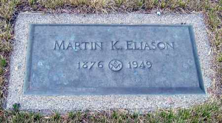 ELIASON, MARTIN - Davison County, South Dakota | MARTIN ELIASON - South Dakota Gravestone Photos