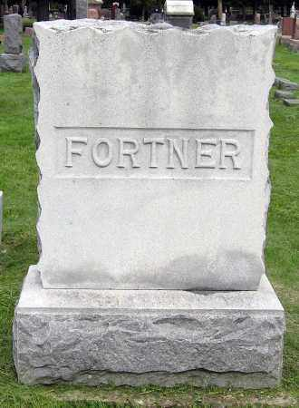 FORTNER, FAMILY STONE - Davison County, South Dakota | FAMILY STONE FORTNER - South Dakota Gravestone Photos