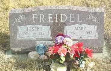 FREIDEL, MARY - Davison County, South Dakota | MARY FREIDEL - South Dakota Gravestone Photos
