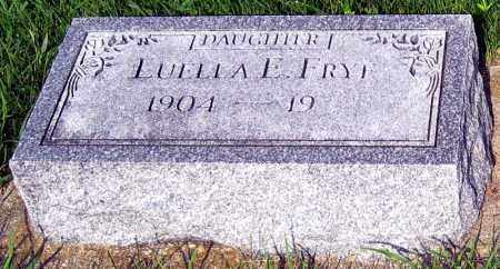 FRYE, LUELLA - Davison County, South Dakota | LUELLA FRYE - South Dakota Gravestone Photos