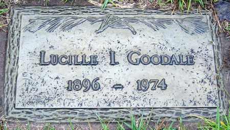 GOODALE, LUCILLE - Davison County, South Dakota   LUCILLE GOODALE - South Dakota Gravestone Photos
