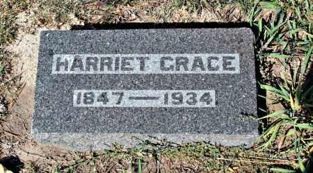 GRACE, HARRIET - Davison County, South Dakota | HARRIET GRACE - South Dakota Gravestone Photos