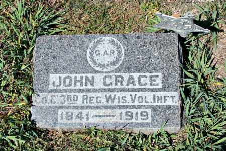 GRACE, JOHN - Davison County, South Dakota | JOHN GRACE - South Dakota Gravestone Photos