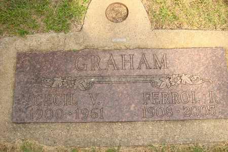 GRAHAM, FERROL - Davison County, South Dakota | FERROL GRAHAM - South Dakota Gravestone Photos