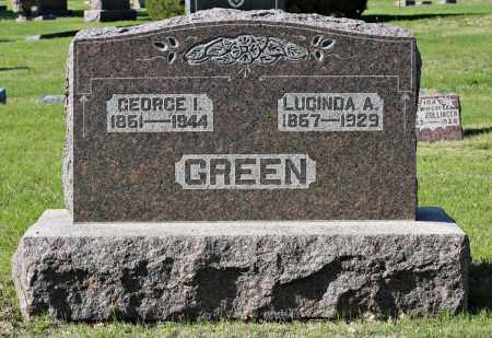 GREEN, GEORGE - Davison County, South Dakota | GEORGE GREEN - South Dakota Gravestone Photos