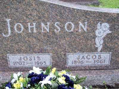JOHNSON, JACOB O. - Davison County, South Dakota | JACOB O. JOHNSON - South Dakota Gravestone Photos