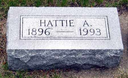 JUNG, HATTIE - Davison County, South Dakota | HATTIE JUNG - South Dakota Gravestone Photos
