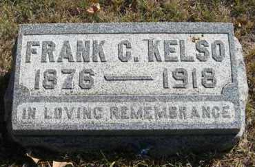 KELSO, FRANK C. - Davison County, South Dakota | FRANK C. KELSO - South Dakota Gravestone Photos
