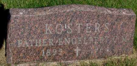 KOSTERS, ENGELBERT - Davison County, South Dakota | ENGELBERT KOSTERS - South Dakota Gravestone Photos
