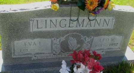 LINGEMANN, LEO W. - Davison County, South Dakota | LEO W. LINGEMANN - South Dakota Gravestone Photos