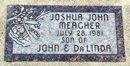 MEAGHER, JOSHUA JOHN - Davison County, South Dakota | JOSHUA JOHN MEAGHER - South Dakota Gravestone Photos