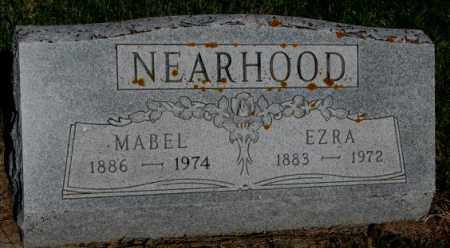 NEARHOOD, MABEL - Davison County, South Dakota | MABEL NEARHOOD - South Dakota Gravestone Photos