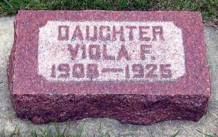 NEWTON, VIOLA - Davison County, South Dakota | VIOLA NEWTON - South Dakota Gravestone Photos