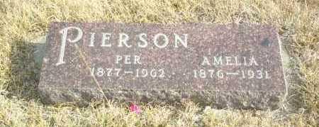 PIERSON, PER - Davison County, South Dakota | PER PIERSON - South Dakota Gravestone Photos