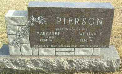 PIERSON, MARGARET - Davison County, South Dakota | MARGARET PIERSON - South Dakota Gravestone Photos