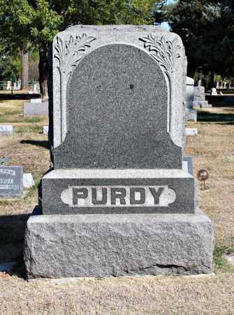 PURDY, FAMILY STONE - Davison County, South Dakota | FAMILY STONE PURDY - South Dakota Gravestone Photos