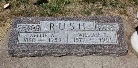 RUSH, NELLIE - Davison County, South Dakota | NELLIE RUSH - South Dakota Gravestone Photos