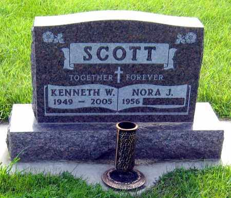 SCOTT, KENNETH - Davison County, South Dakota | KENNETH SCOTT - South Dakota Gravestone Photos