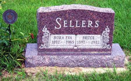 SELLERS, NORA - Davison County, South Dakota | NORA SELLERS - South Dakota Gravestone Photos