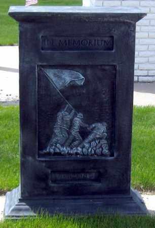 *SERVICEMEN'S MEMORIAL, IN MEMORIUM - Davison County, South Dakota | IN MEMORIUM *SERVICEMEN'S MEMORIAL - South Dakota Gravestone Photos