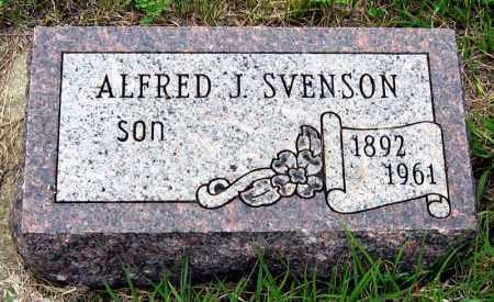 SVENSON, ALFRED - Davison County, South Dakota | ALFRED SVENSON - South Dakota Gravestone Photos