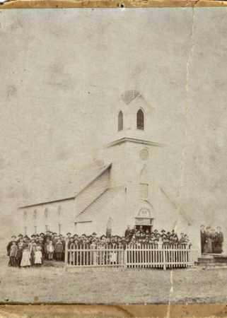 *VICTOR LUTHERAN, CHURCH - Davison County, South Dakota | CHURCH *VICTOR LUTHERAN - South Dakota Gravestone Photos