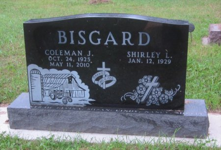 BISGARD, COLEMAN J. - Day County, South Dakota | COLEMAN J. BISGARD - South Dakota Gravestone Photos